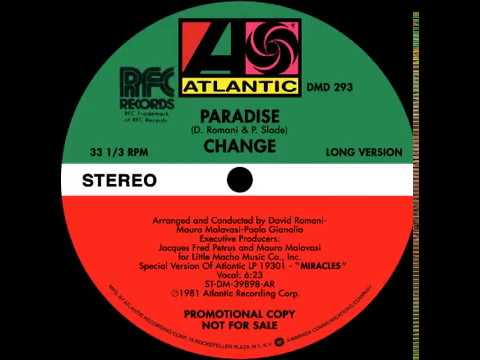 Change - Paradise (extended version)