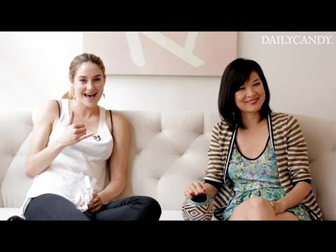 Shailene Woodley  5 Questions With SuChin Pak