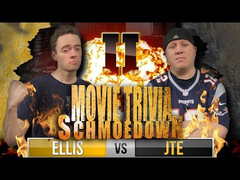 Movie Trivia Schmoedown - Mark Ellis Vs JTE
