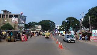 Night life of Agartala /  আগরতলার মনোরম  রাতের শহর। Tripura,India.