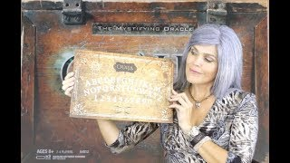 HASBRO's Electronic Planchette w/Ouija Board - REVIEW!