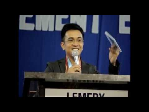 Funniest Inspirational Graduation Speech by a Filipino Motivational Speaker in the Philippines
