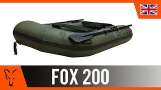 ***CARP FISHING TV*** Fox 200 Inflatable Boat