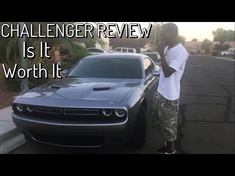 Dodge Challenger Review is The V6 Worth It