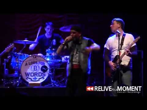 2014.04.02 A Loss For Words - Raining Excuses (Live in Joliet, IL)