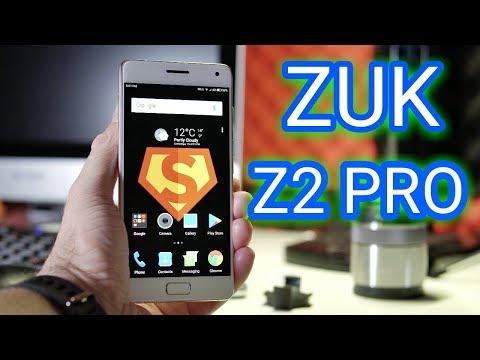 Awesome Budget Phone - Lenovo ZUK Z2 Pro Review - Snapdragon 820, 6GB RAM