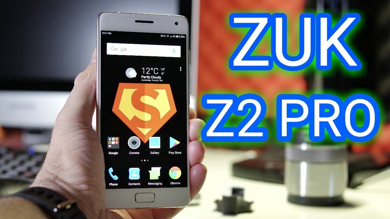 Awesome Budget Phone – Lenovo ZUK Z2 Pro Review – Snapdragon 820, 6GB RAM