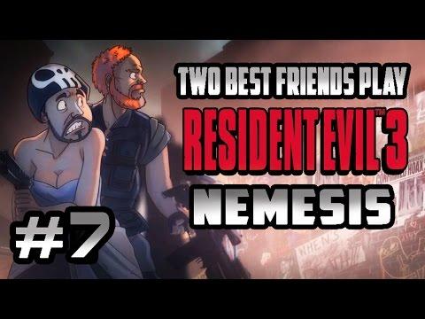 Two Best Friends Play Resident Evil 3 Nemesis (Part 7)
