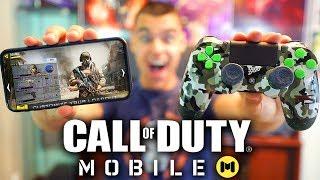 COMO JUGAR CON MANDO a Call Of Duty MOBILE *LA VERDAD* - AlphaSniper97