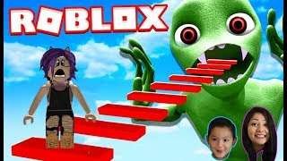 OBBY GIVE ME YOUR COSITA IN ROBLOX Escape Dame Your Little Roblox In Spanish