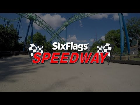 Official Six Flags Speedway POV | Six Flags Over Texas