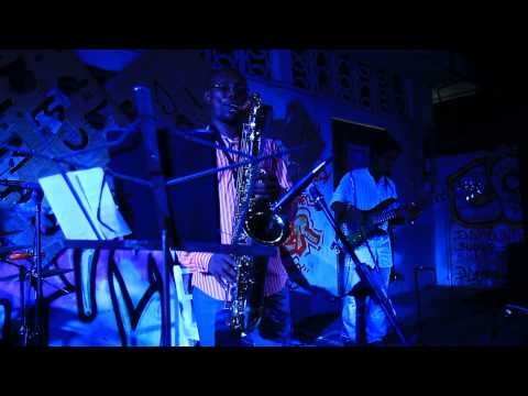 Chanson Pour Anne-Marie (Cotonou Café Des Arts 26/1/2014)