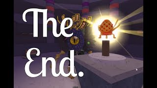 The End. Roblox Egg Hunt 2018 | Feathered Fabergégg (feathered Faberge Egg)