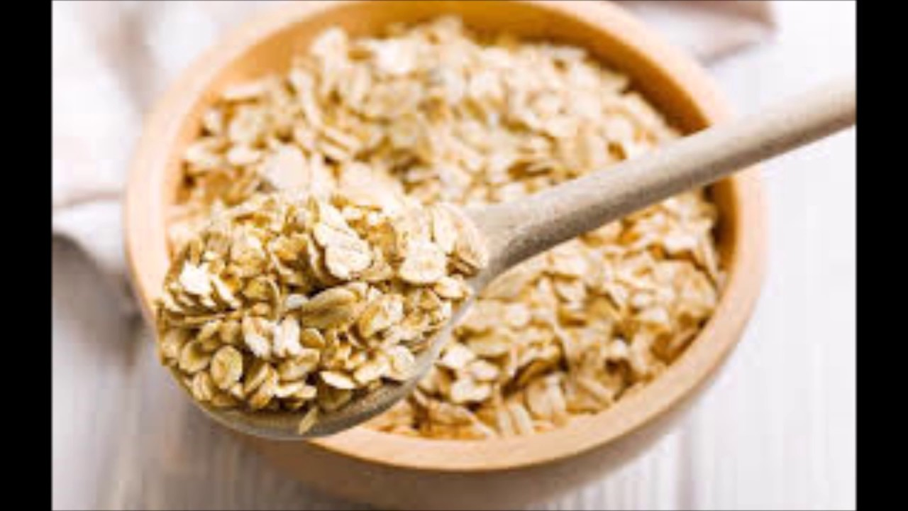 How To Get Clear Skin - Coconut Oil And Oatmeal Face Mask
