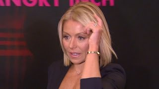Kelly Ripa Also Went M.I.A. From 'Live!' After Regis Philbin Drama
