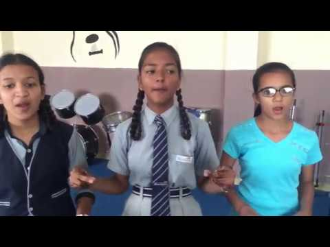 Earth is My Home    Group Song    Kids   The Renaissance School   YouTube