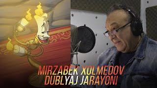 Mirzabek Xolmedov - Dublyaj jarayoni 2018 (4K)