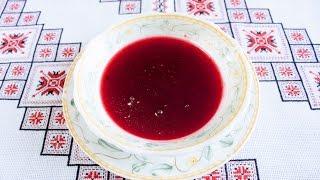 Брусничный соус рецепт Соус к рыбе и мясу Как приготовить брусничный соус Брусничний соус Брусника