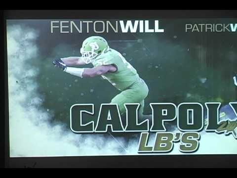 2017 Cal Poly Football National Signing Day