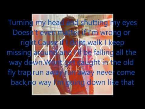 Kwabs- Walk Lyrics