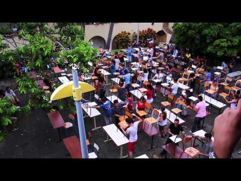 Flashmob Pierre Poivre 2013