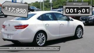 2014 Buick Verano Used St Paul, Inver Grove Heights, Roseville, Minneapolis, MN 17198A