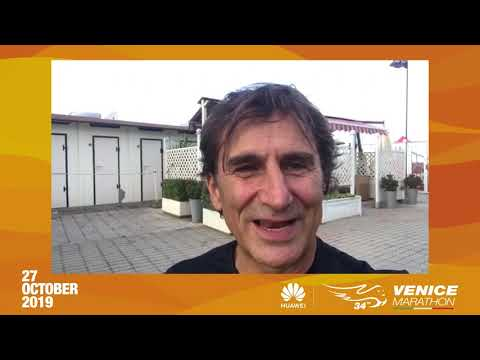 Venicemarathon Charity Program 2019 - Un saluto da...