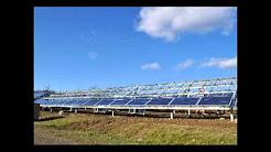 Ecovillage Ithaca 50 kw solar install