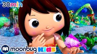 Little Mermaid Princess | Little Baby Bum Junior | Cartoons and Kids Songs | Songs for Kids