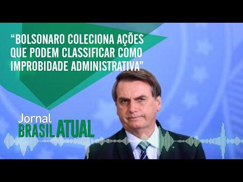 'Com Bolsonaro, Brasil pode ter ruptura completa do sistema democrático' 🎙 from YouTube · Duration:  31 minutes 54 seconds