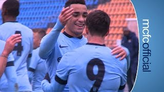 GOALS & REACTIONS | CSKA Moscow 0-2 Man City | UEFA Youth League
