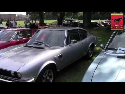 Fiat Dino Coupe 2400, 1970 - Copenhagen Historic Grand Prix. CarshowClassic.com