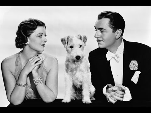 Nick & Nora  & The Thin Man Films - My Favourite Waste of Time