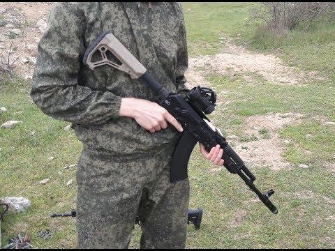Карабин TG-2 366ткм  обзор и пристрелка