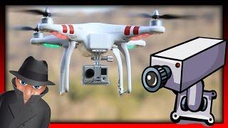 Летающая камера | Как сделать дрона с камерой(๑۩۩๑▭▭▭▭▭▭▭▭▭▭▭▭▭○ Буду очень признателен за подписку и like :) ▻ Мой канал:..., 2015-01-06T23:51:34.000Z)