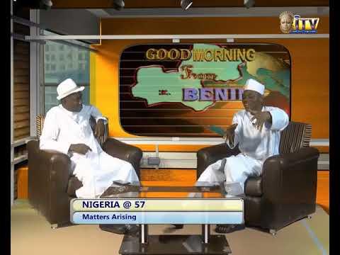 GOOD MORNING FROM BENIN: Speaker, EDHA discusses Nigeria @ 57
