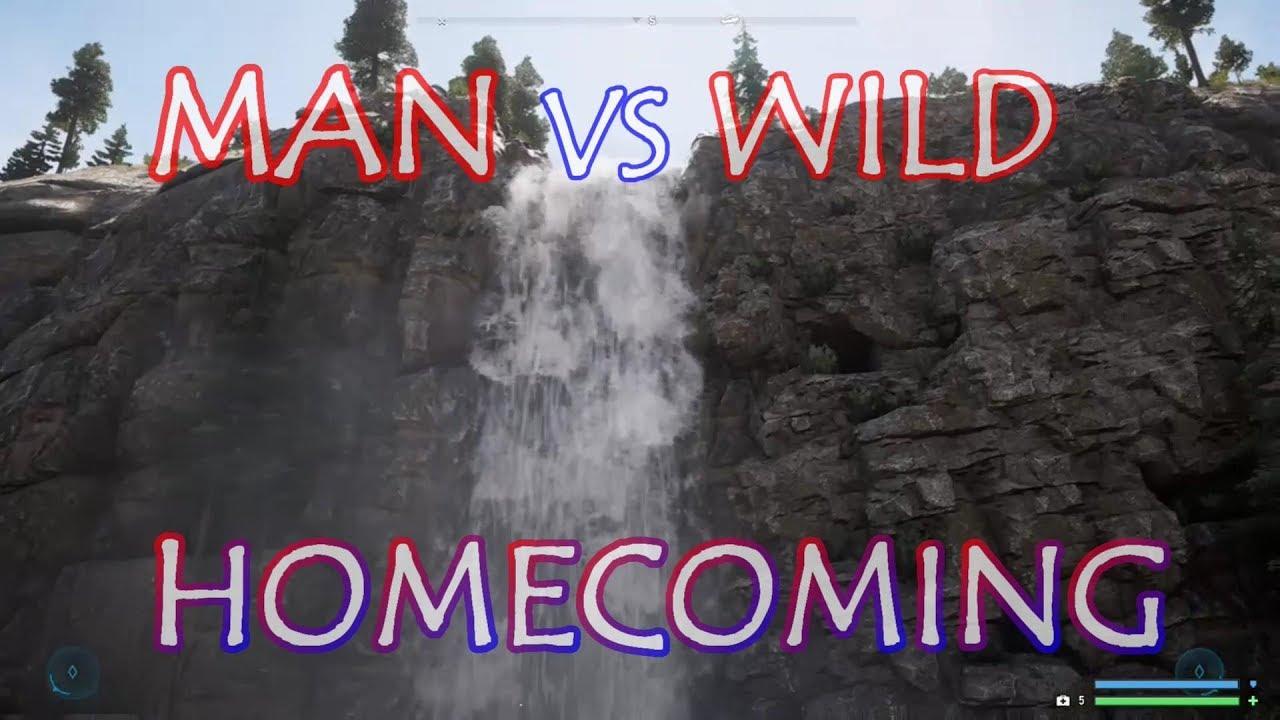 Download Man vs Wild Homecoming Episode 8