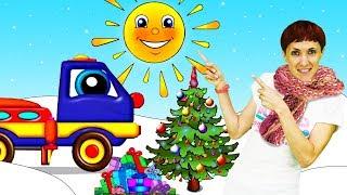 Маша Капуки и машинка Пома - Сборник - мультики для детей