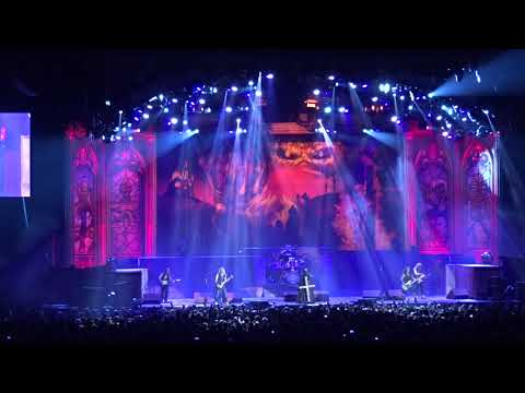 Iron Maiden - Sign of the Cross Live @ Hartwall Arena Helsinki 29.5.2018
