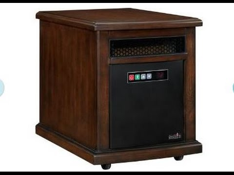 Duraflame Electric Heater 10HM1342 Review From Costco