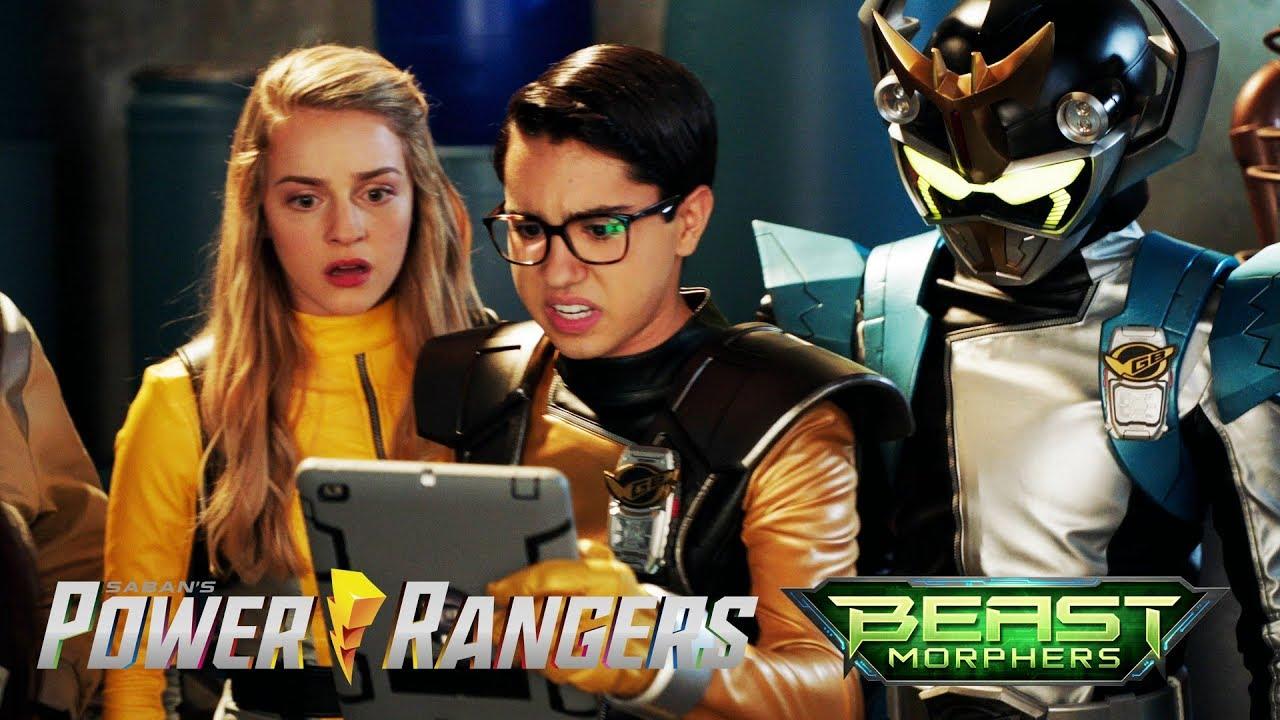 Download Mayor meets the Power Rangers | Beast Morphers Evox: Upgraded | Power Rangers Official