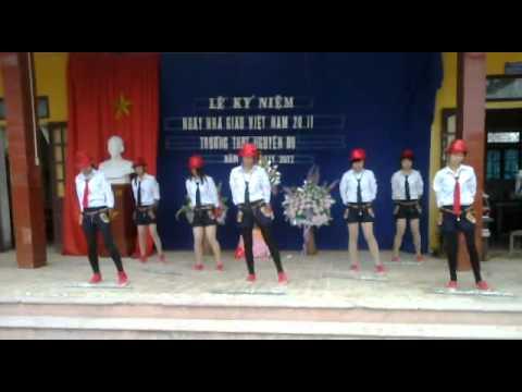 Lop 10I THPT Nguyen Du Nam Dinh