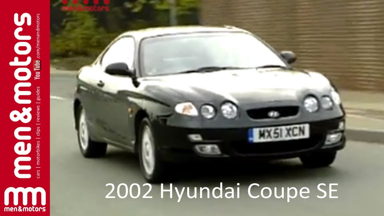 2002 hyundai coupe se review youtube 2002 hyundai coupe se review