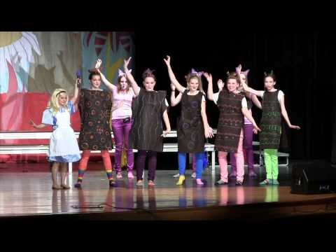 Alice in Wonderland DCG Middle School Musical