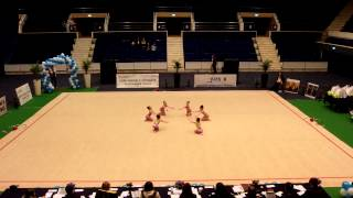 gimnastica ritmica-Cupa romaniei