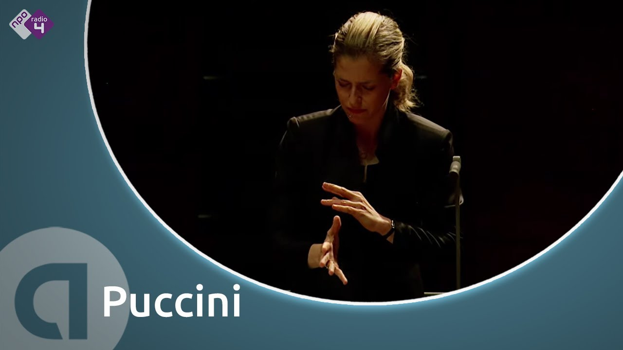 Puccini: Crisantemi - Radio Filharmonisch Orkest o.l.v. Karina Canellakis - AVROTROS Klassiek HD