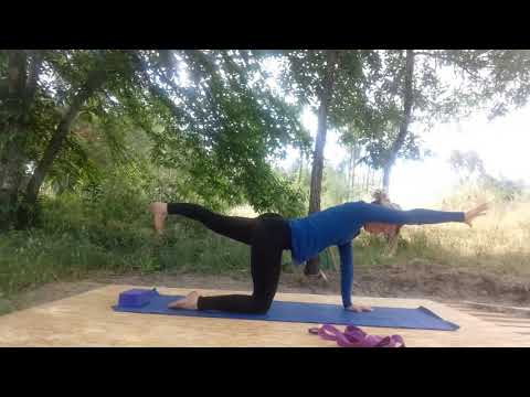 hips and hamstrings yoga sequence  youtube