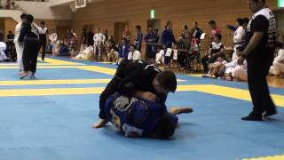 Rafael Mendes | 2015 Bull Terrier Cup | 5th Match | Art Of Jiu Jitsu Academy
