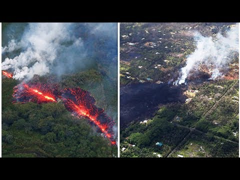 Hawaii volcano eruption: Tourists banned as expert says eruption could last YEARS