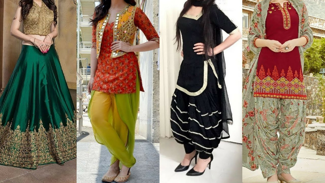 8f7fa09f85 Beautiful Punjabi Suit Designs/New Salwar Suit Collection | Maharani Designer  Boutique